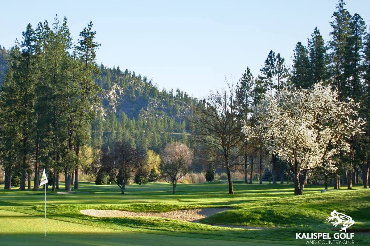 Kalispel Tribe welcomes public players to golf course near casino