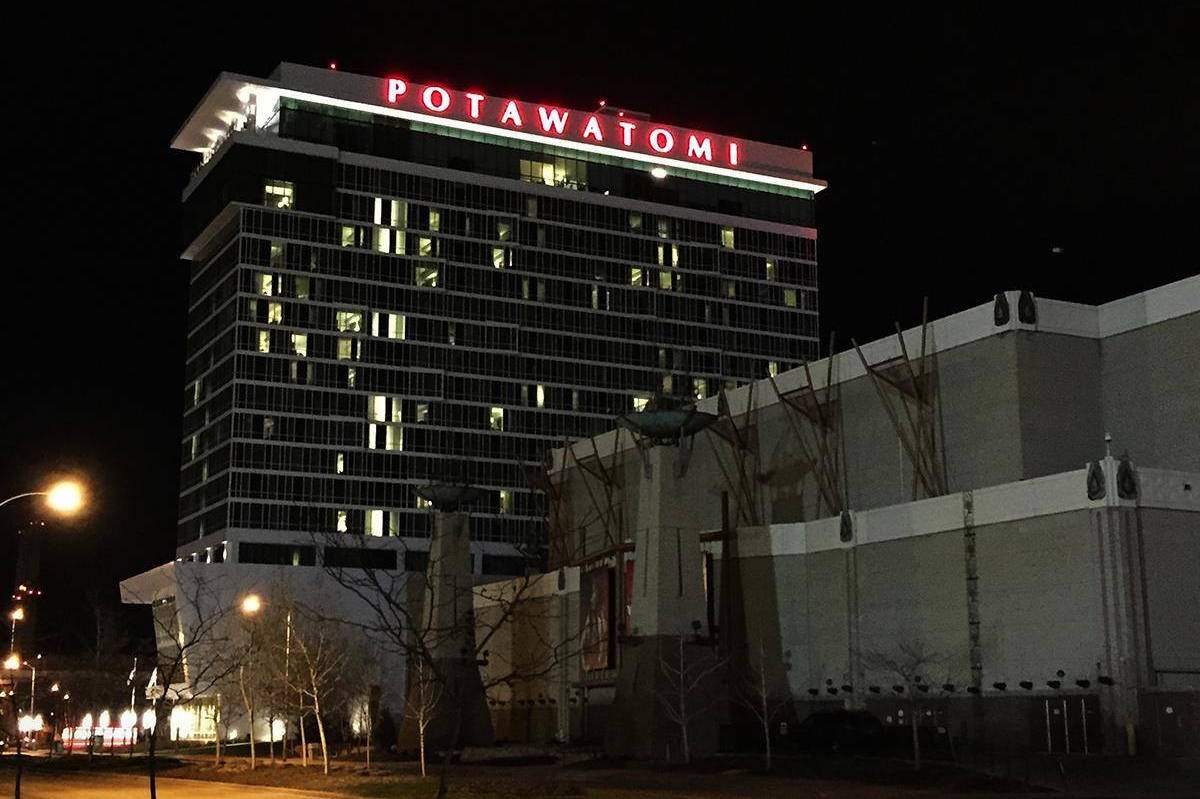 Man charged for shooting at Forest County Potawatomi Tribe's casino