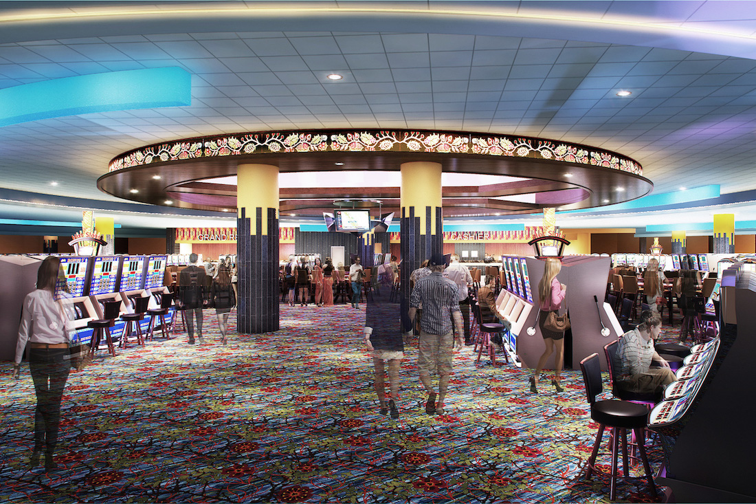 Mille Lacs Band announces upgrades as casino marks 25 years