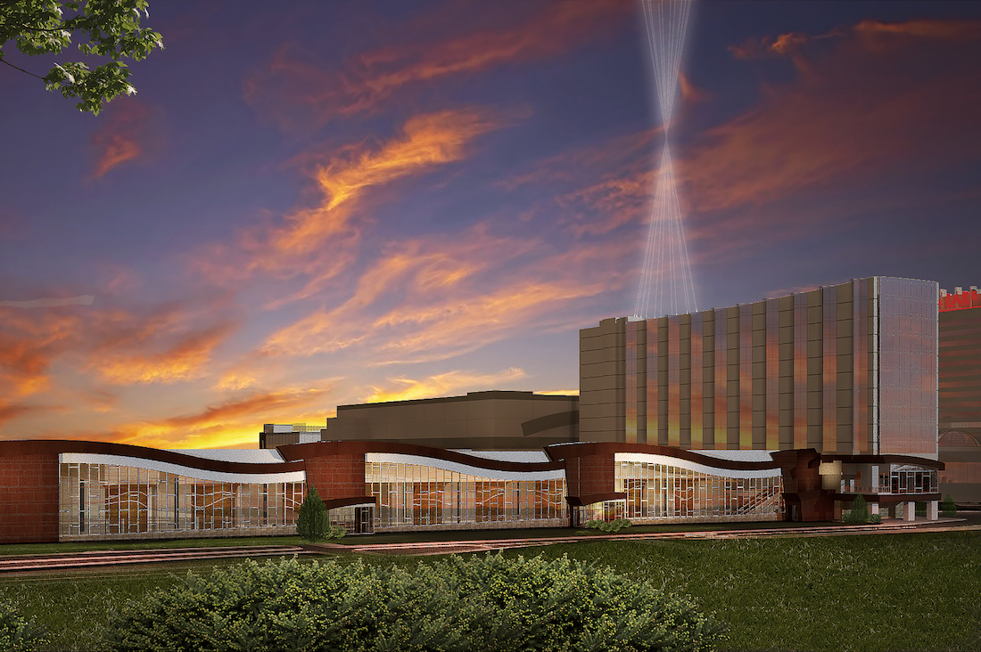 Shakopee Tribe starts work on casino hotel and convention center