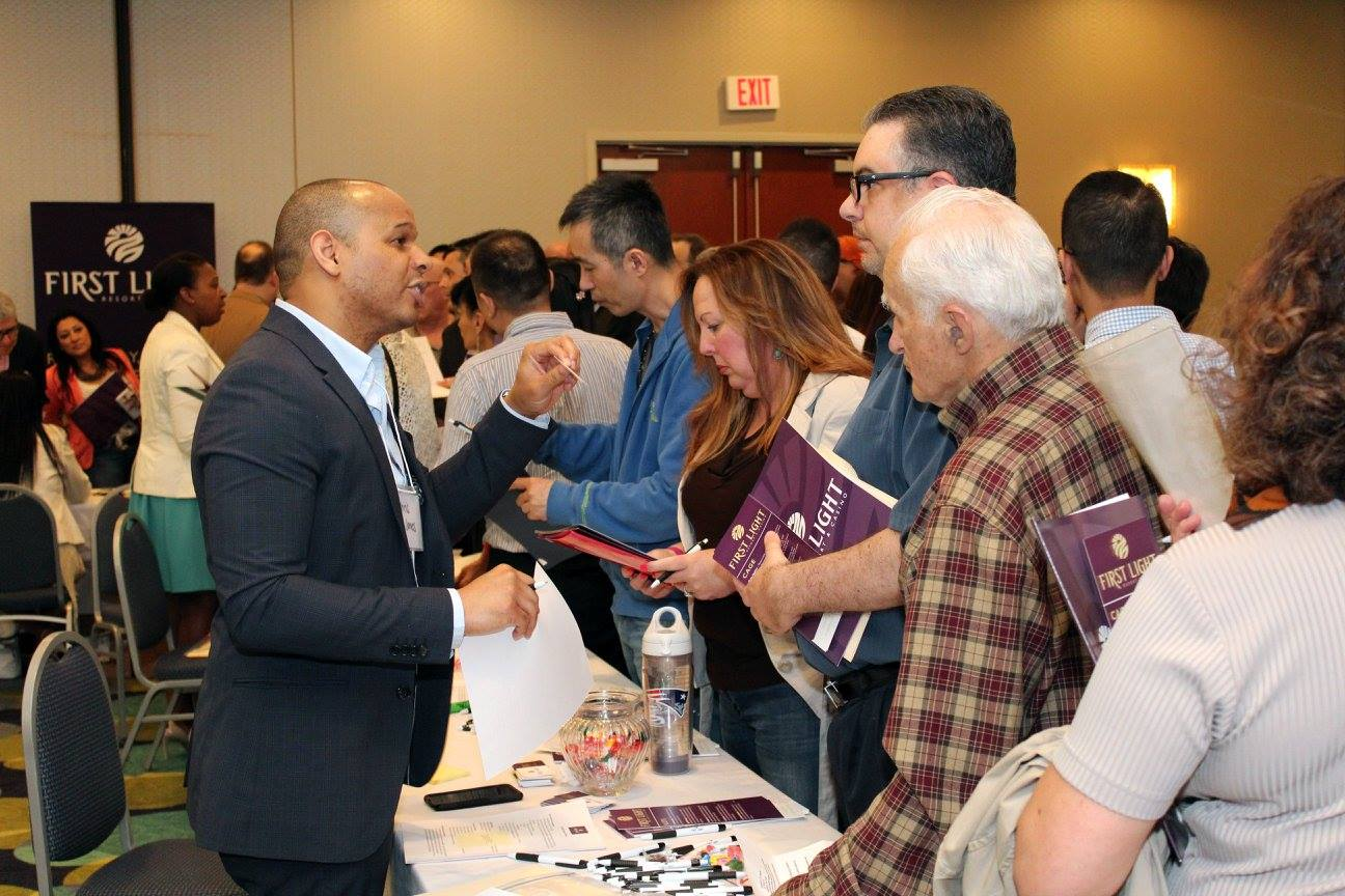 Mashpee Wampanoag Tribe sees large turnout for casino job fair