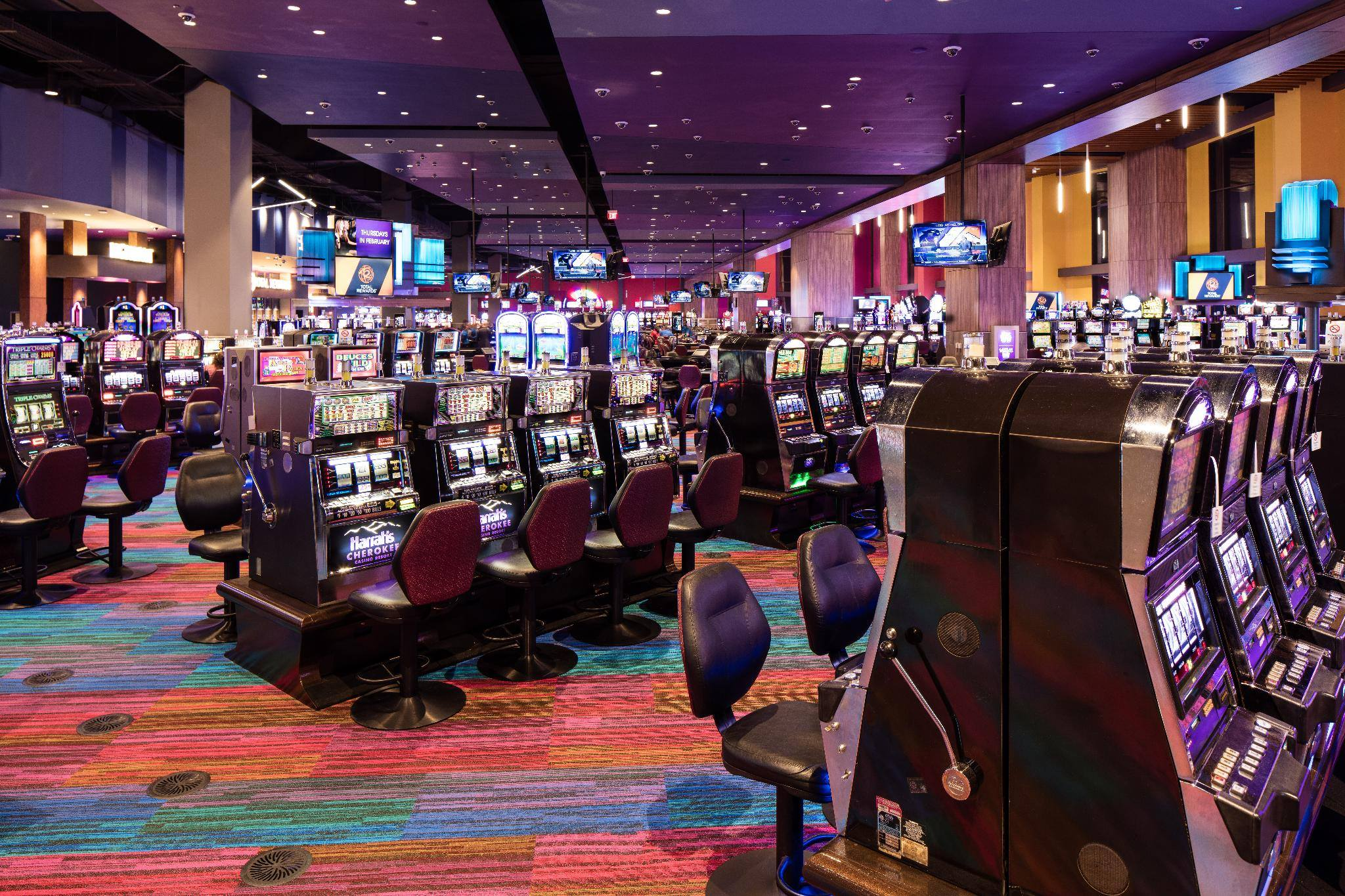 Indian Reservations And Casinos