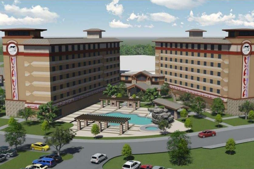 Eastern Shawnee Tribe aims to stay debt free as casino expands