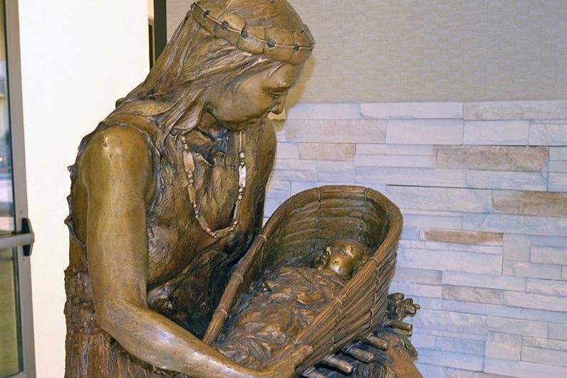 Chumash Tribe unveils new sculptures as part of casino expansion