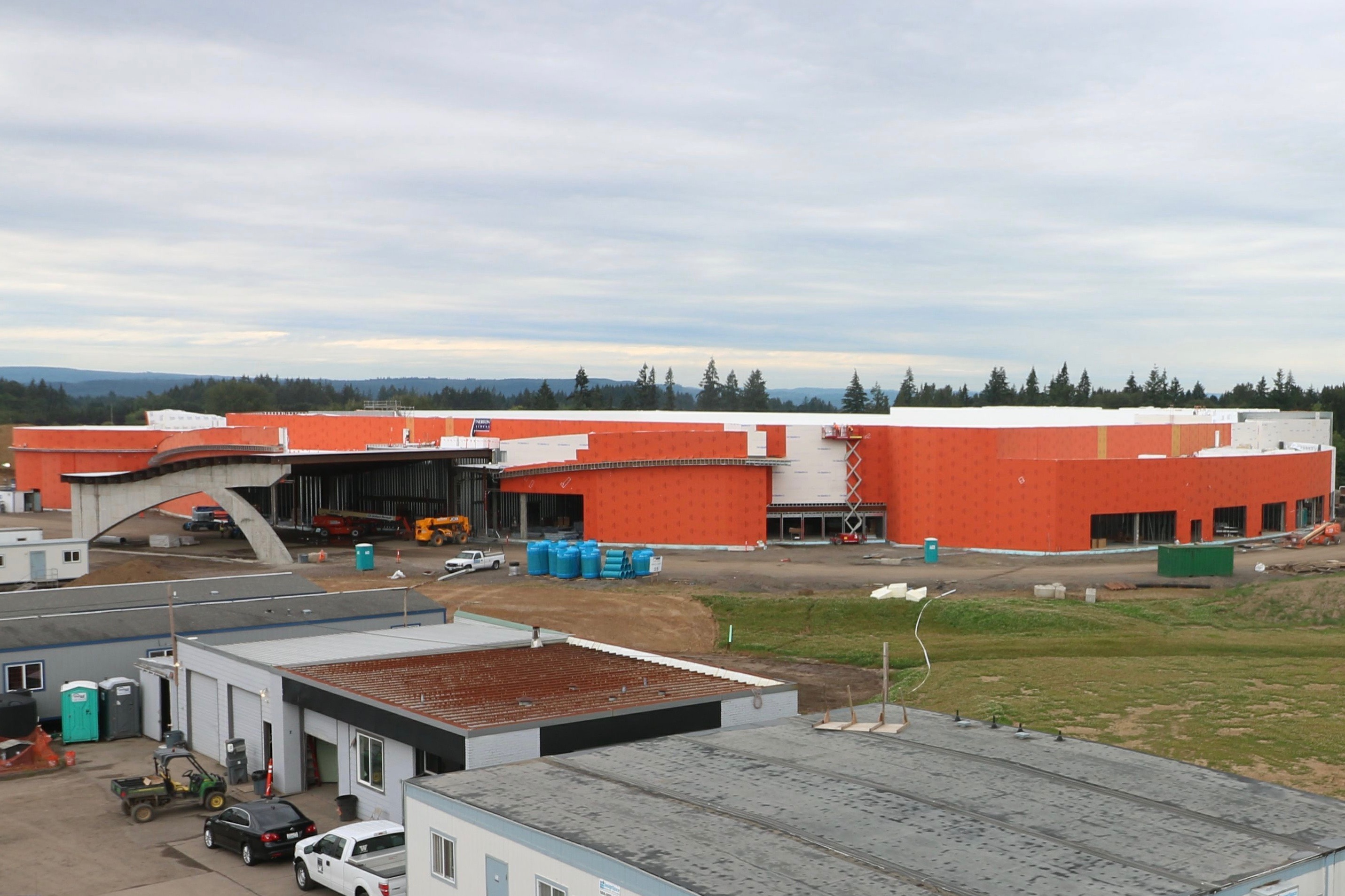Cowlitz Tribe on track to open long-awaited casino in 10 months