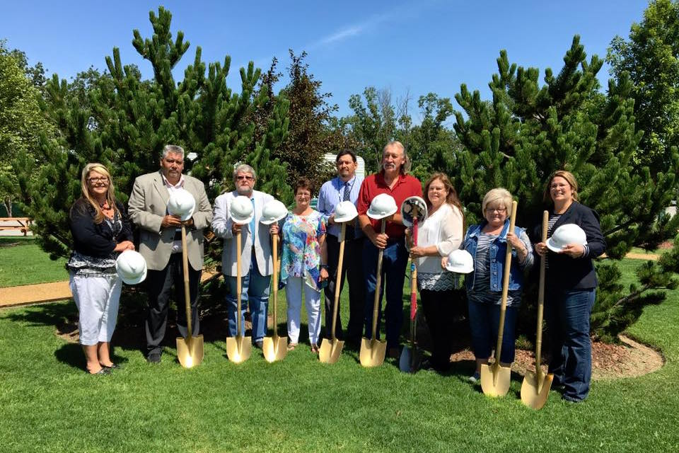 Eastern Shawnee Tribe breaks ground on $34M expansion at casino