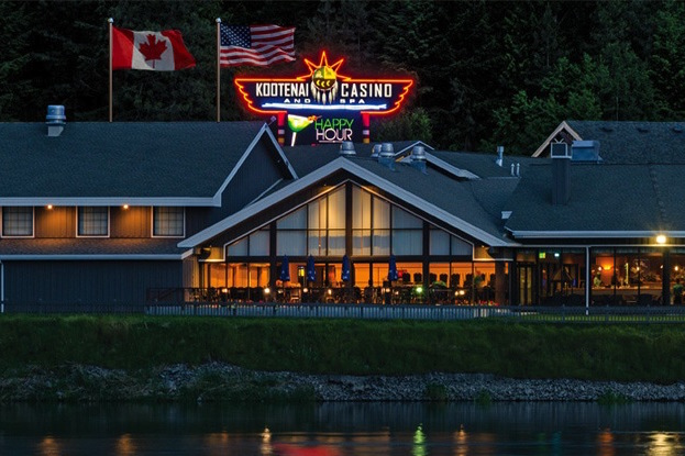 Kootenai Tribe hopes to lure Canadian customers back to casino