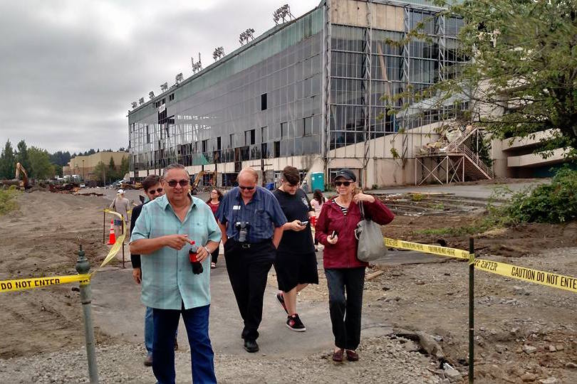 Grand Ronde Tribes still working on plans at former racetrack