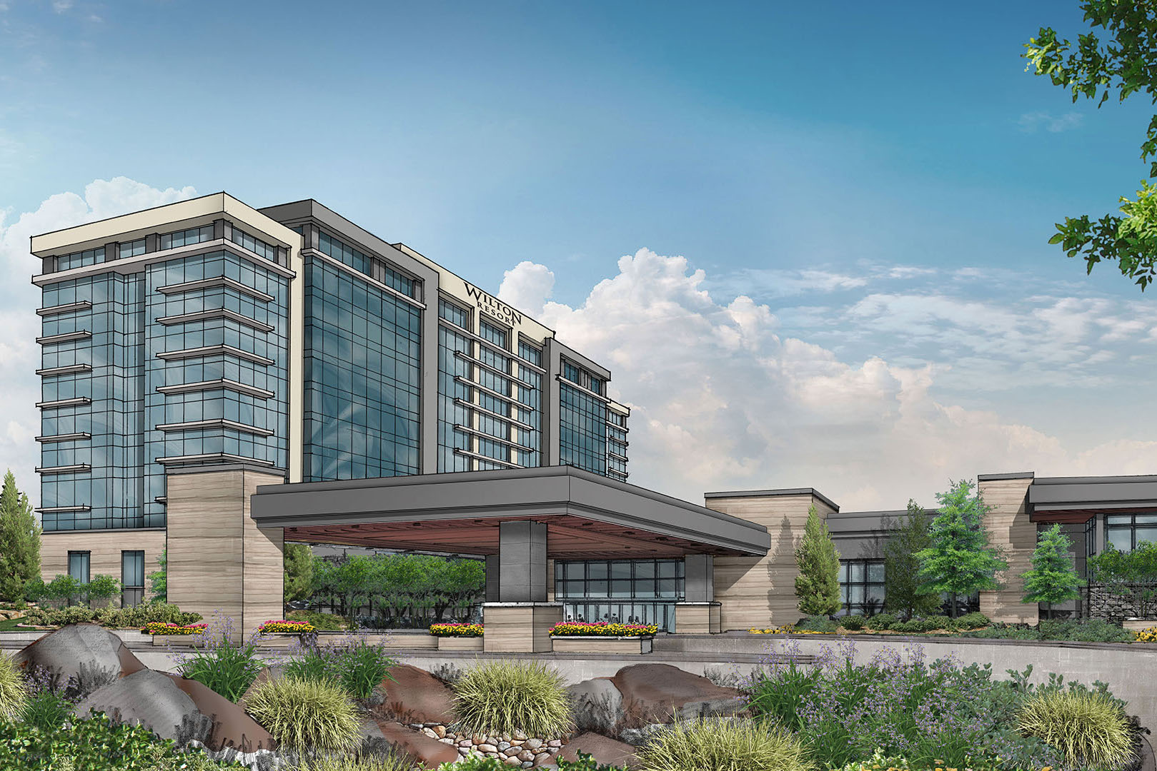 Wilton Rancheria shares plans for major casino at outlet mall site