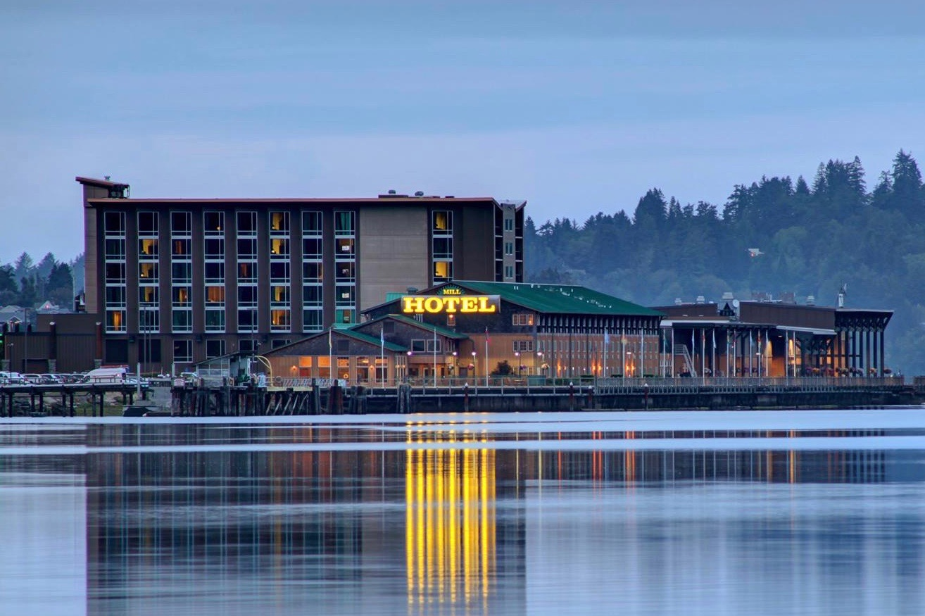 Coquille Tribe faced threats for hosting Donald Trump supporters at casino