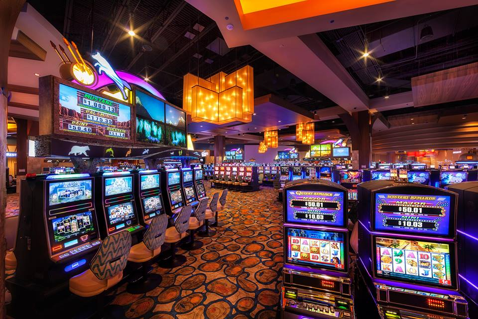 Navajo Nation lawmakers approve bill for travel plaza at casino