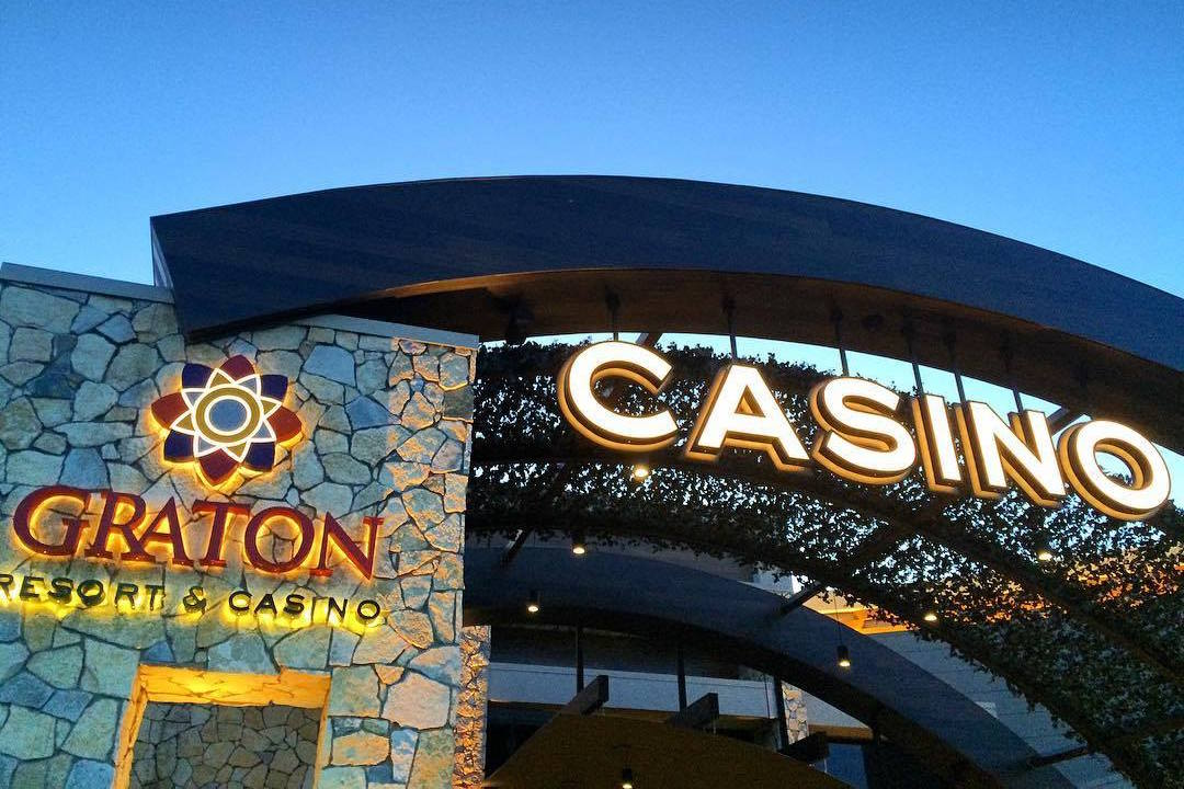 Graton Rancheria eyes November opening for $175M casino hotel