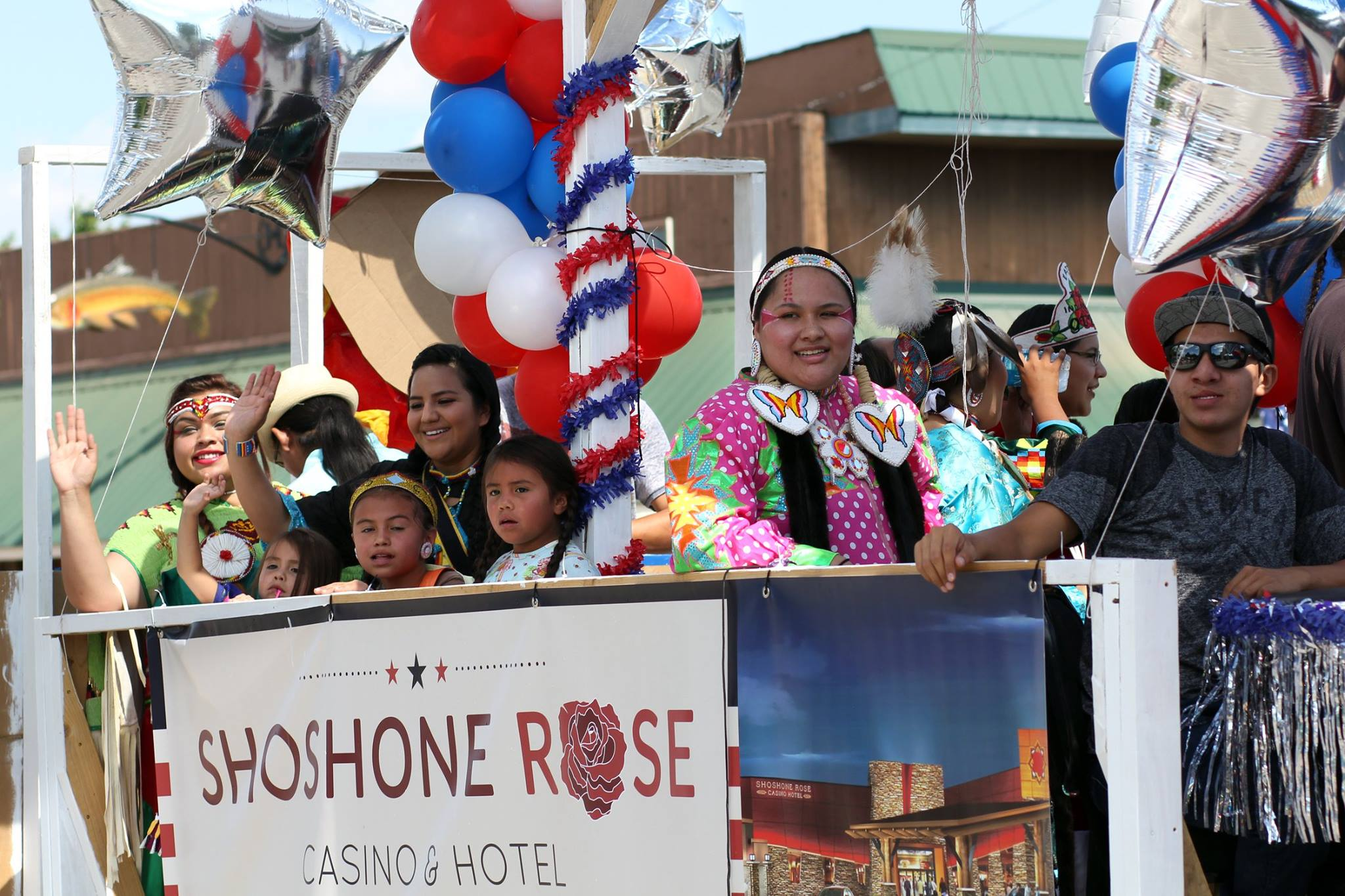 Eastern Shoshone Tribe opens reservations for new hotel at casino