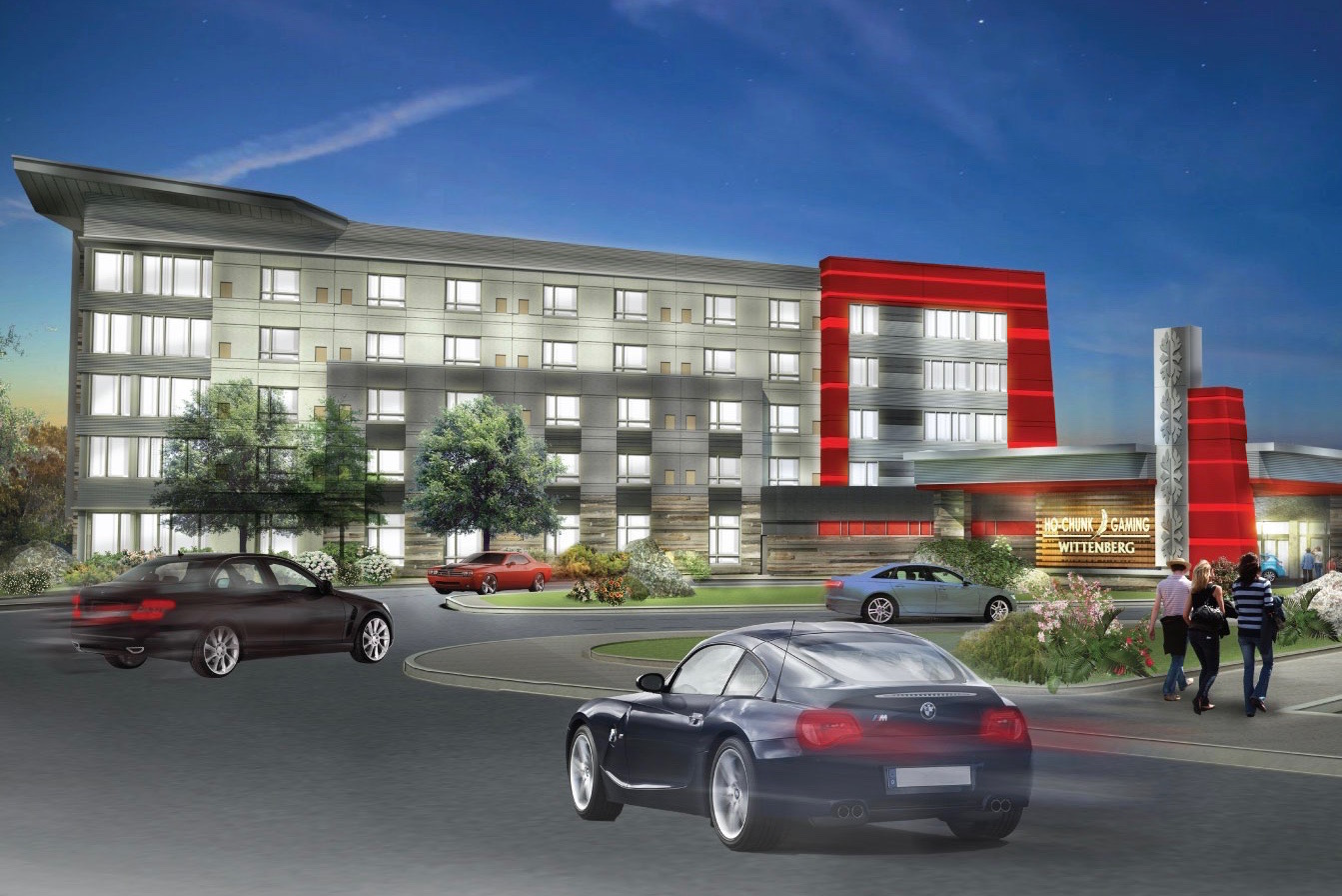Ho-Chunk Nation announces $153M in casino expansion projects
