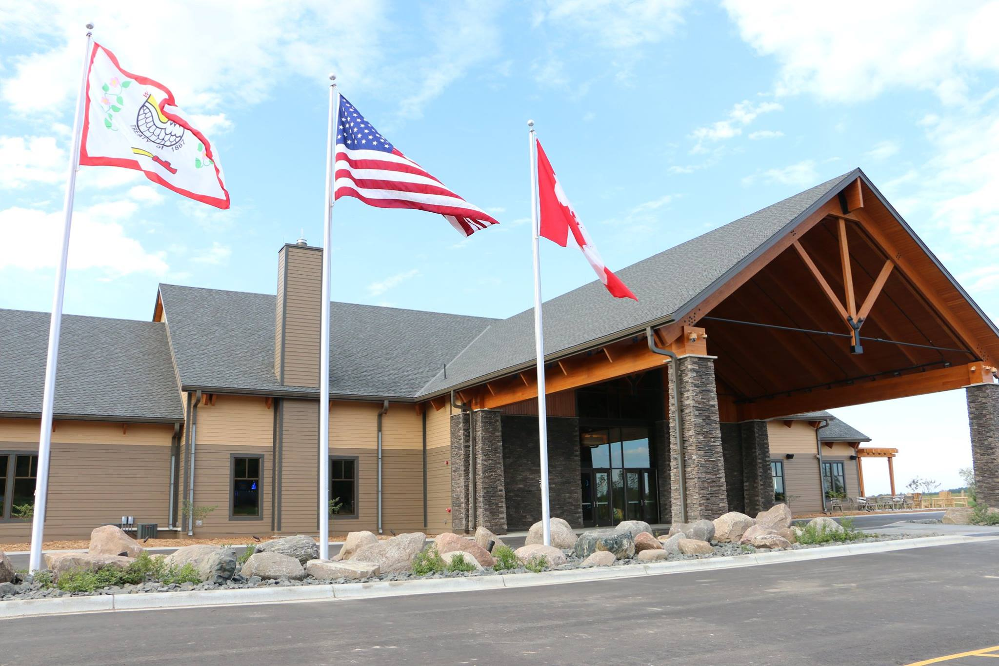 White Earth Nation welcomes customers to second gaming facility