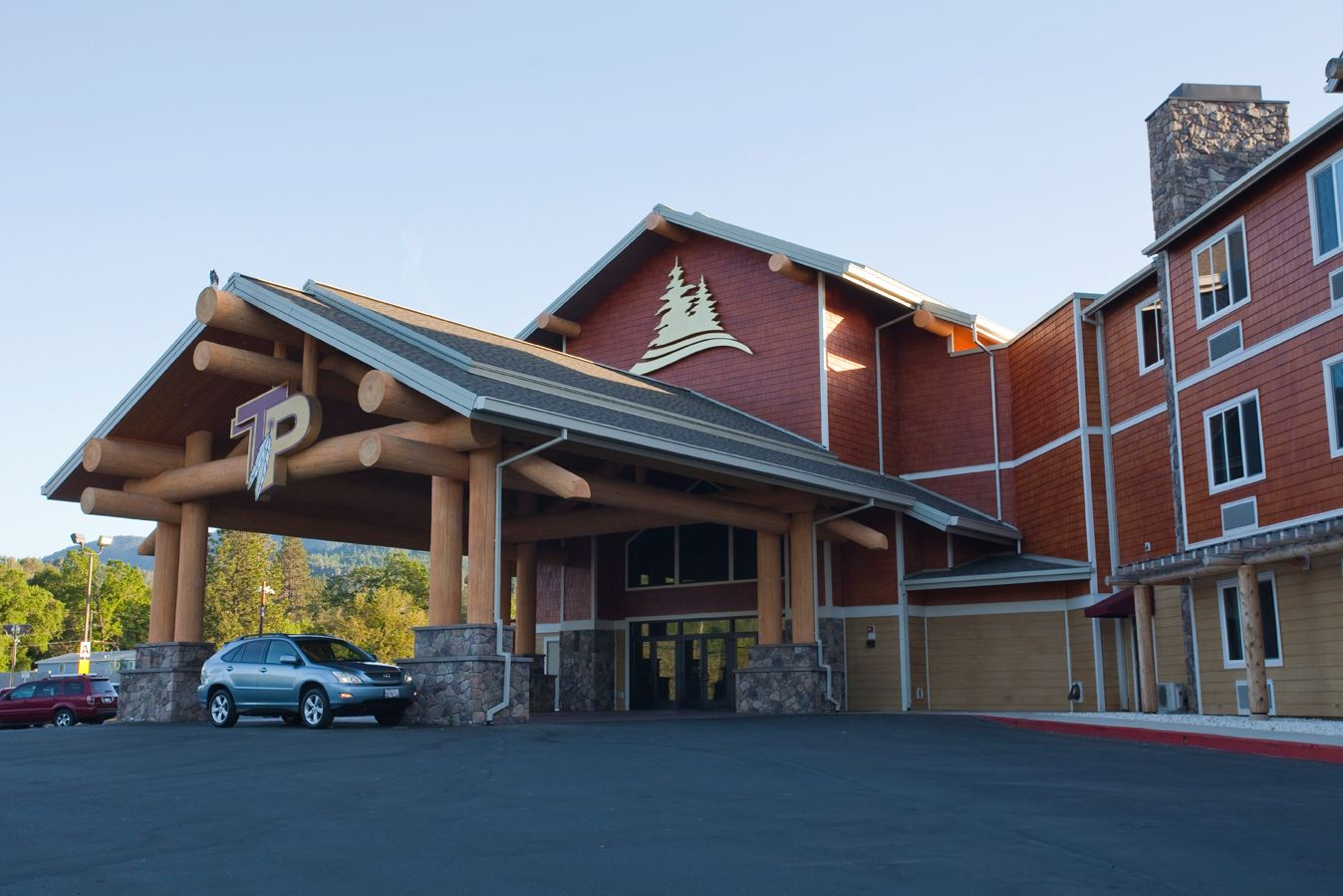 Middletown Rancheria uses casino to offer shelter to fire evacuees