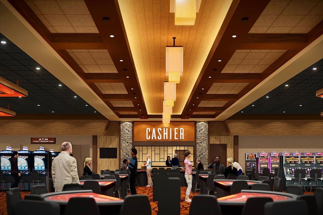 Augustine Band announces first renovation of casino in 14 years