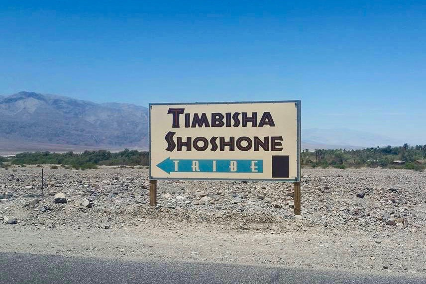 Timbisha Shoshone Tribe wants land swap for off-reservation casino