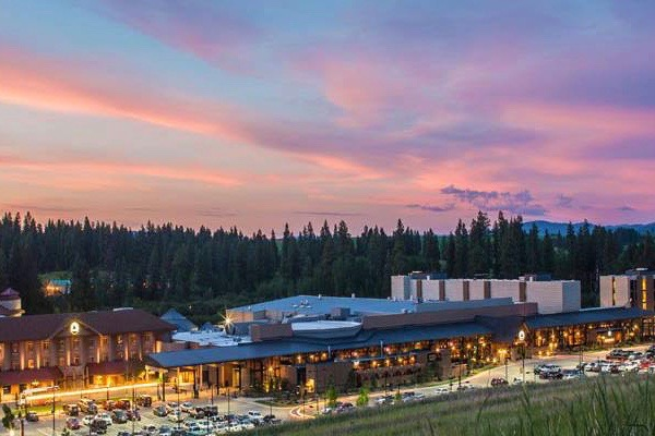 Coeur d'Alene Tribe chooses one of its own as casino executive