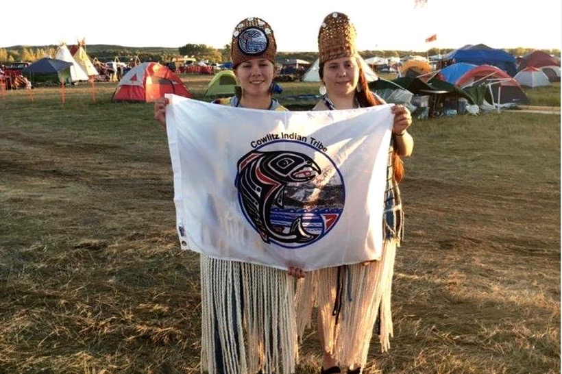 Tribes clash over new casino but agree on #NoDAPL movement