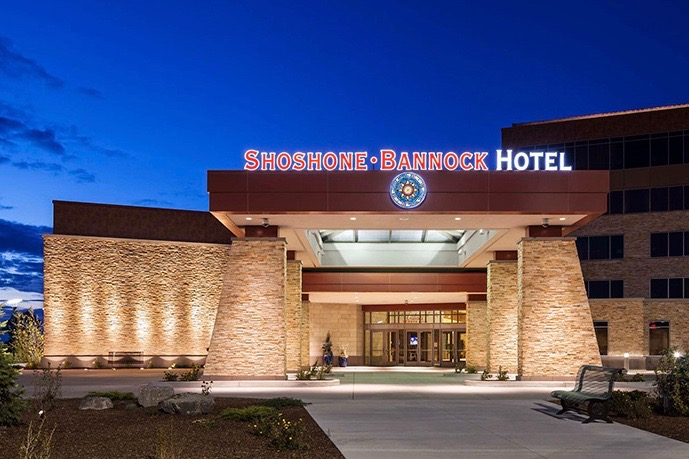 Shoshone-Bannock Tribes arrest man who pulled out guns at casino