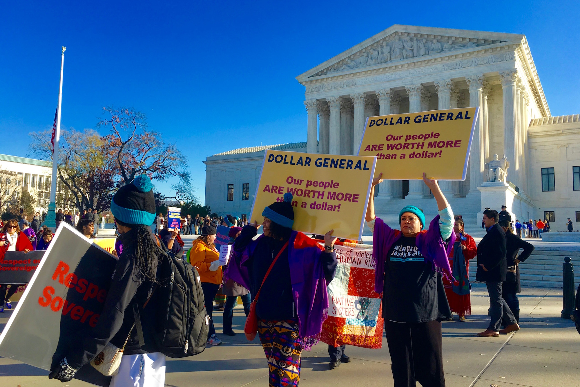 Supreme Court opens new term with tribal immunity on the docket