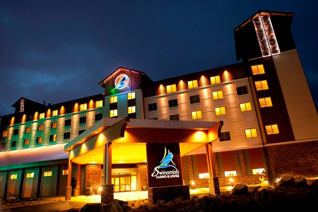 Swinomish Tribe starts work on $20M casino expansion project