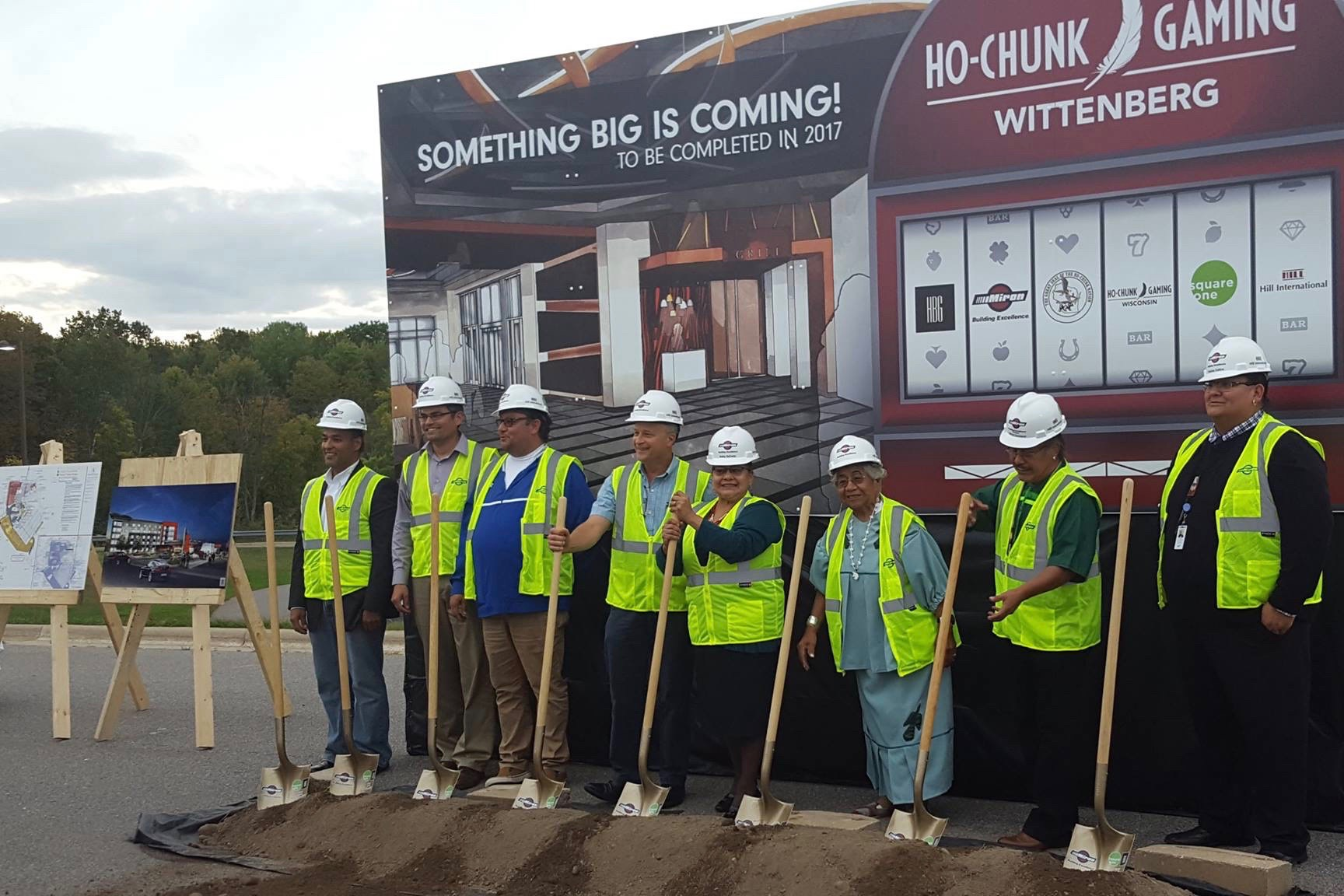 Ho-Chunk Nation moves forward with $33M casino expansion