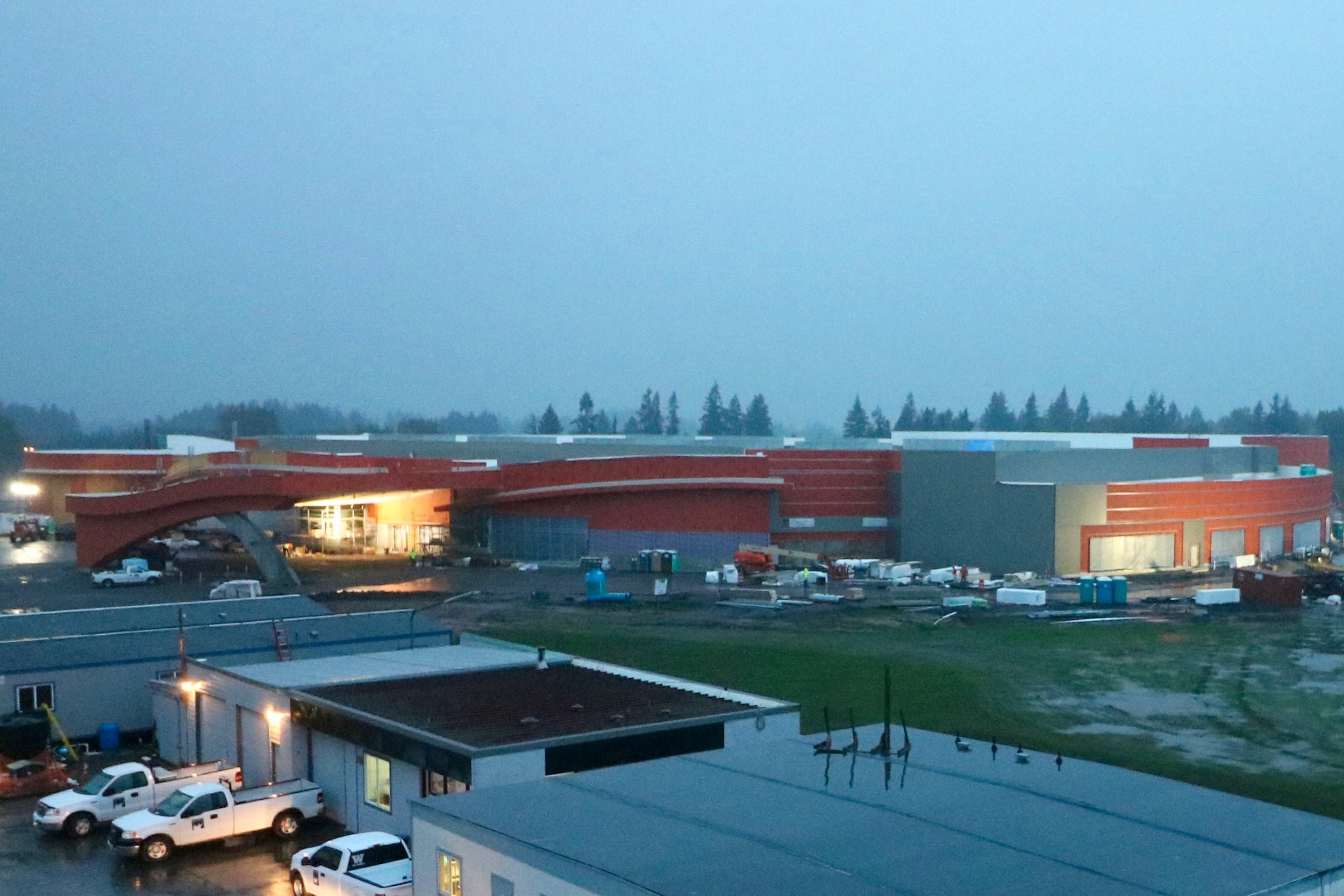 Cowlitz Tribe announces more executives for fast-rising casino