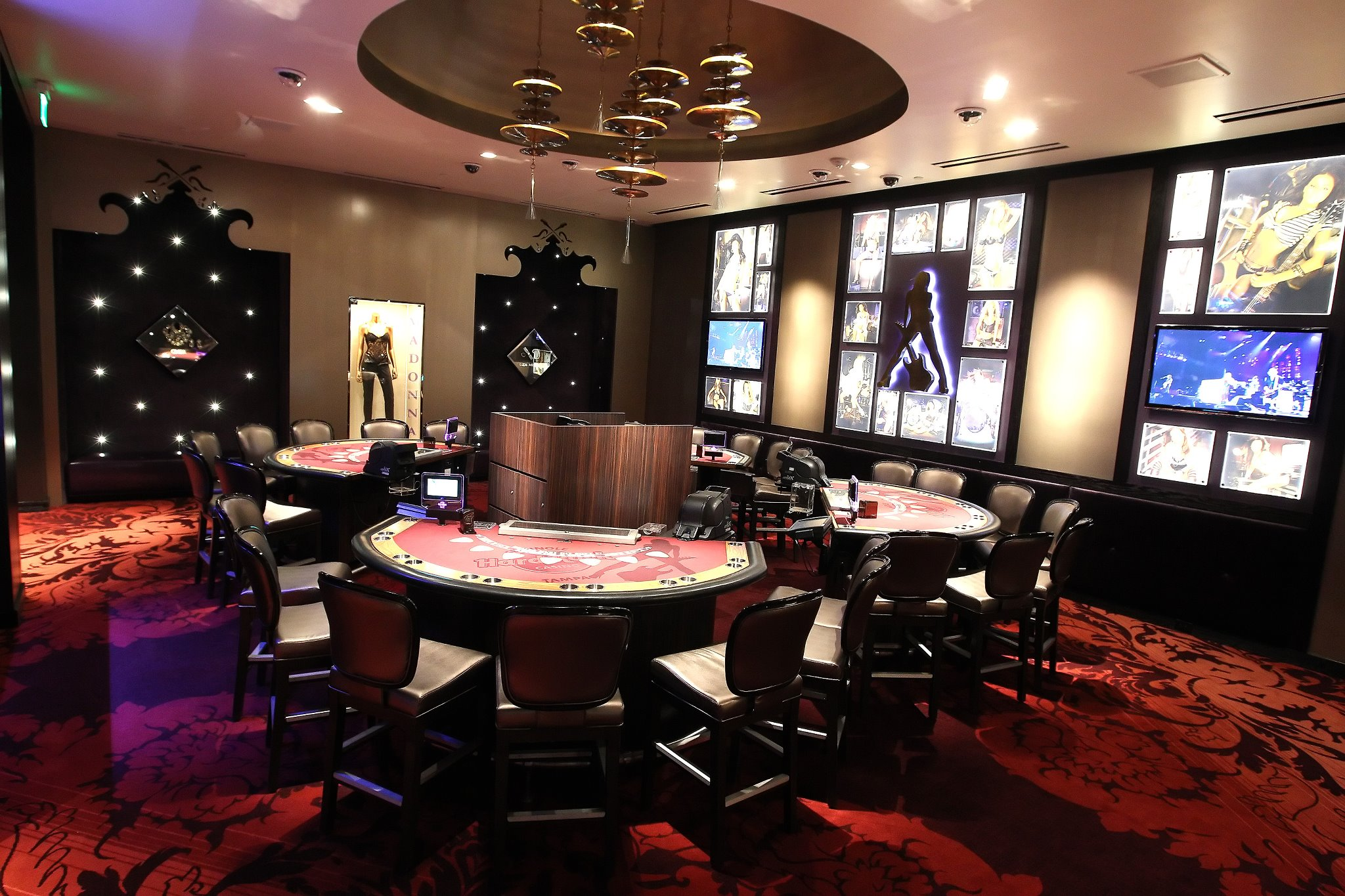 Hard rock casino hollywood perdeu e encontrou