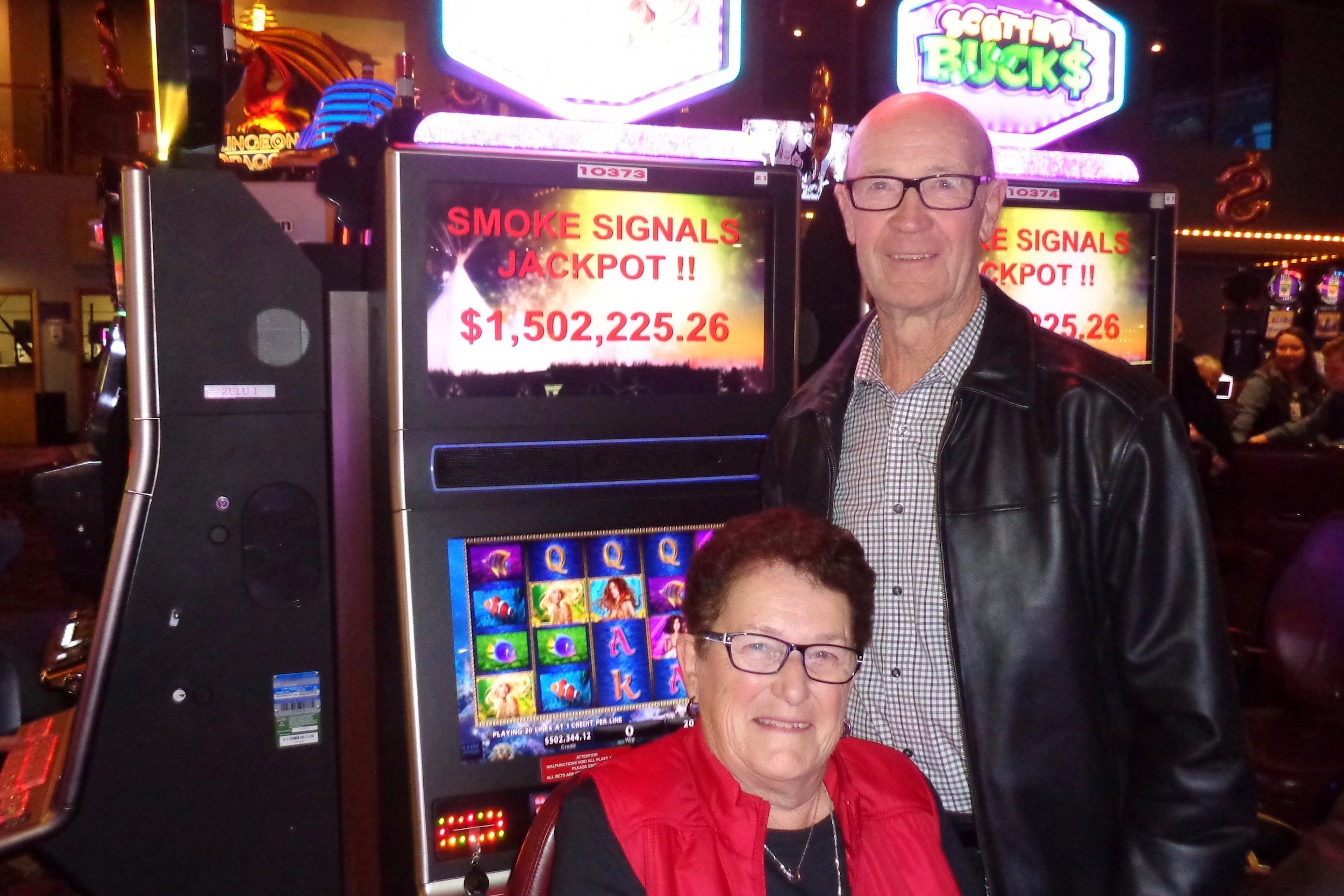 First Nations casino in Saskatchewan pays out $1.5M jackpot