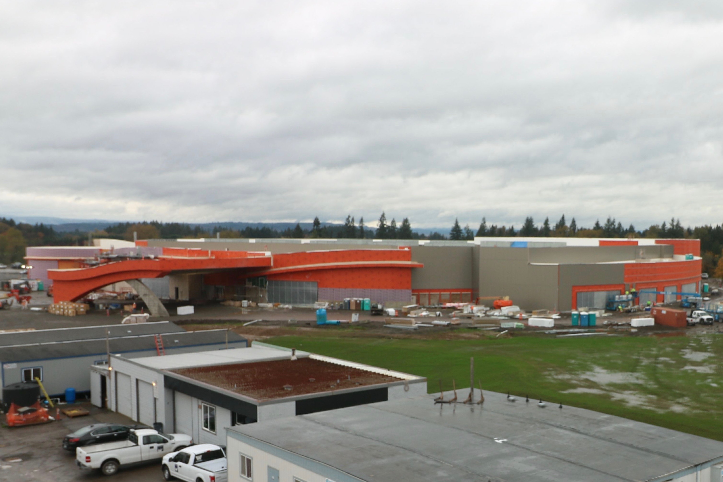 Cowlitz Tribe spends $32M for highway project at new casino