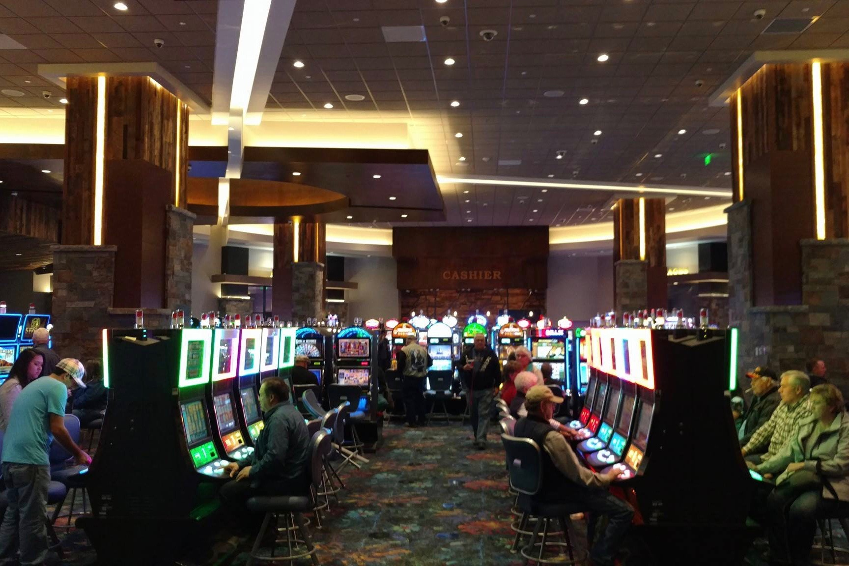 Confederated Salish and Kootenai Tribes open doors to new casino
