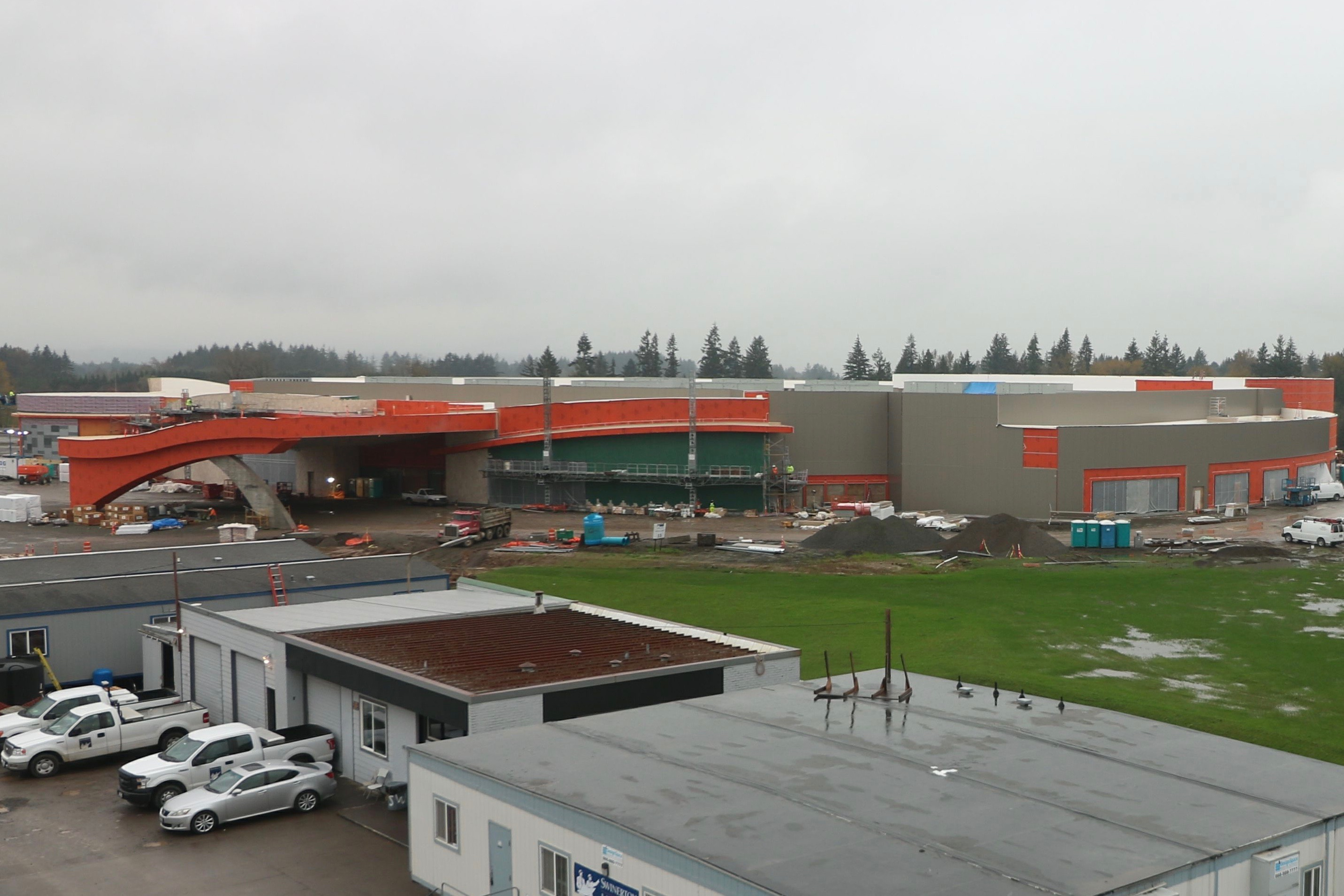 Cowlitz Tribe starts searching for employees of fast-rising casino
