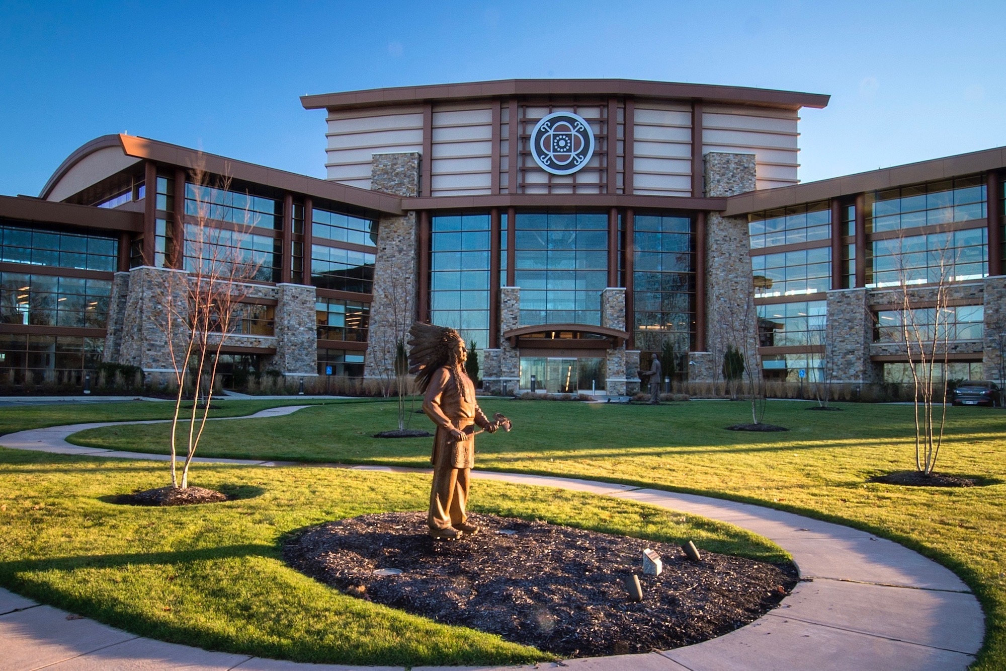 Supreme Court hears argument in lone Indian law case on docket