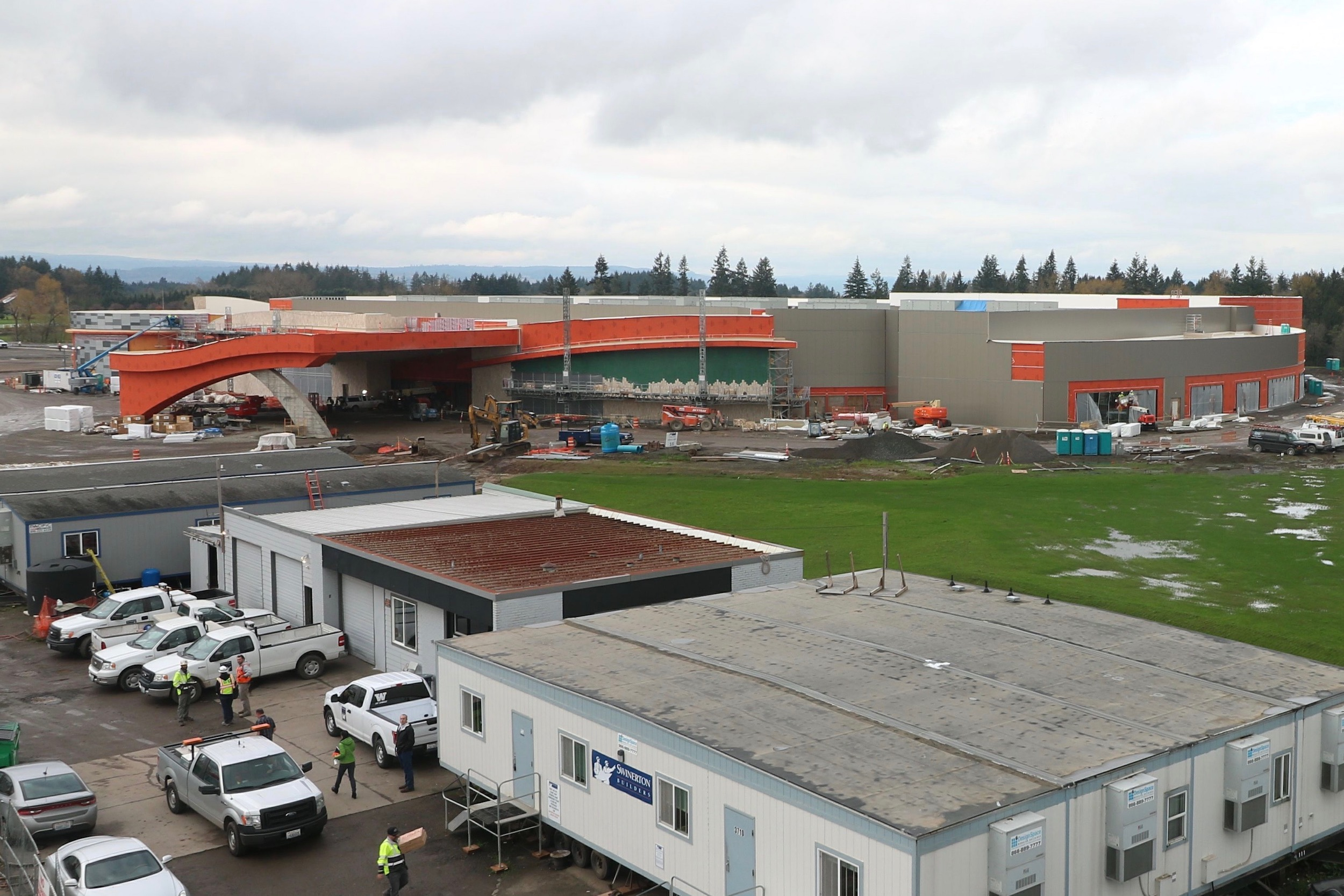 Cowlitz Tribe sees huge interest for positions at fast-rising casino
