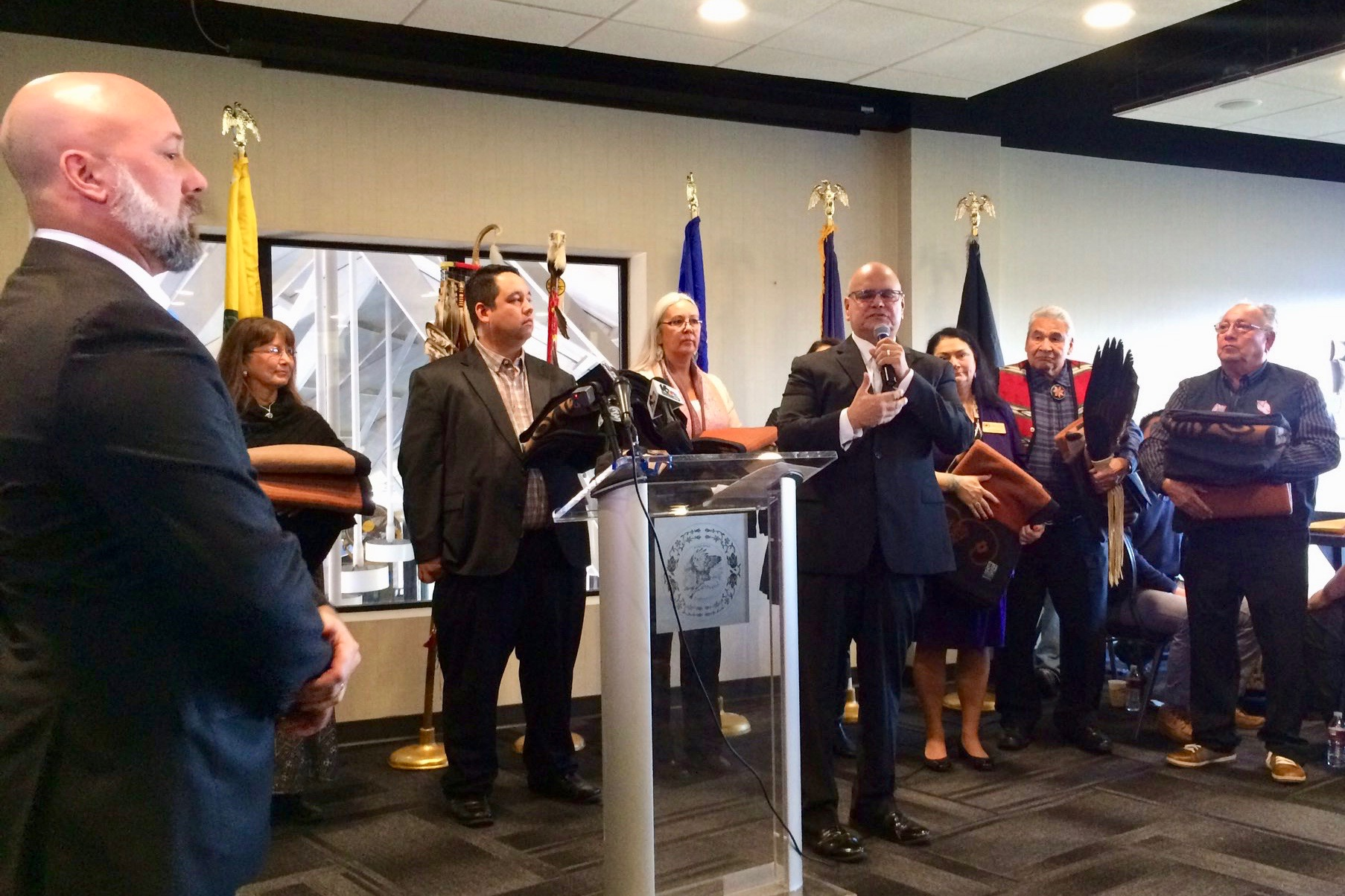 Pokagon Band secures approval for alcohol ordinance in Indiana