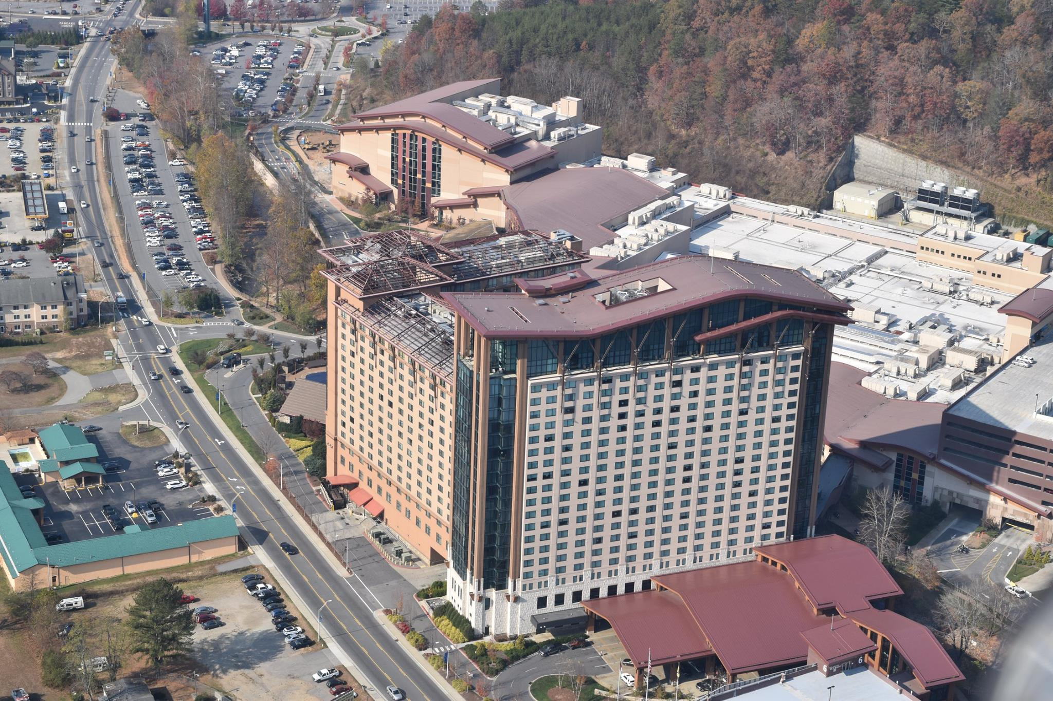 Eastern Cherokees approve $200M expansion of flagship casino