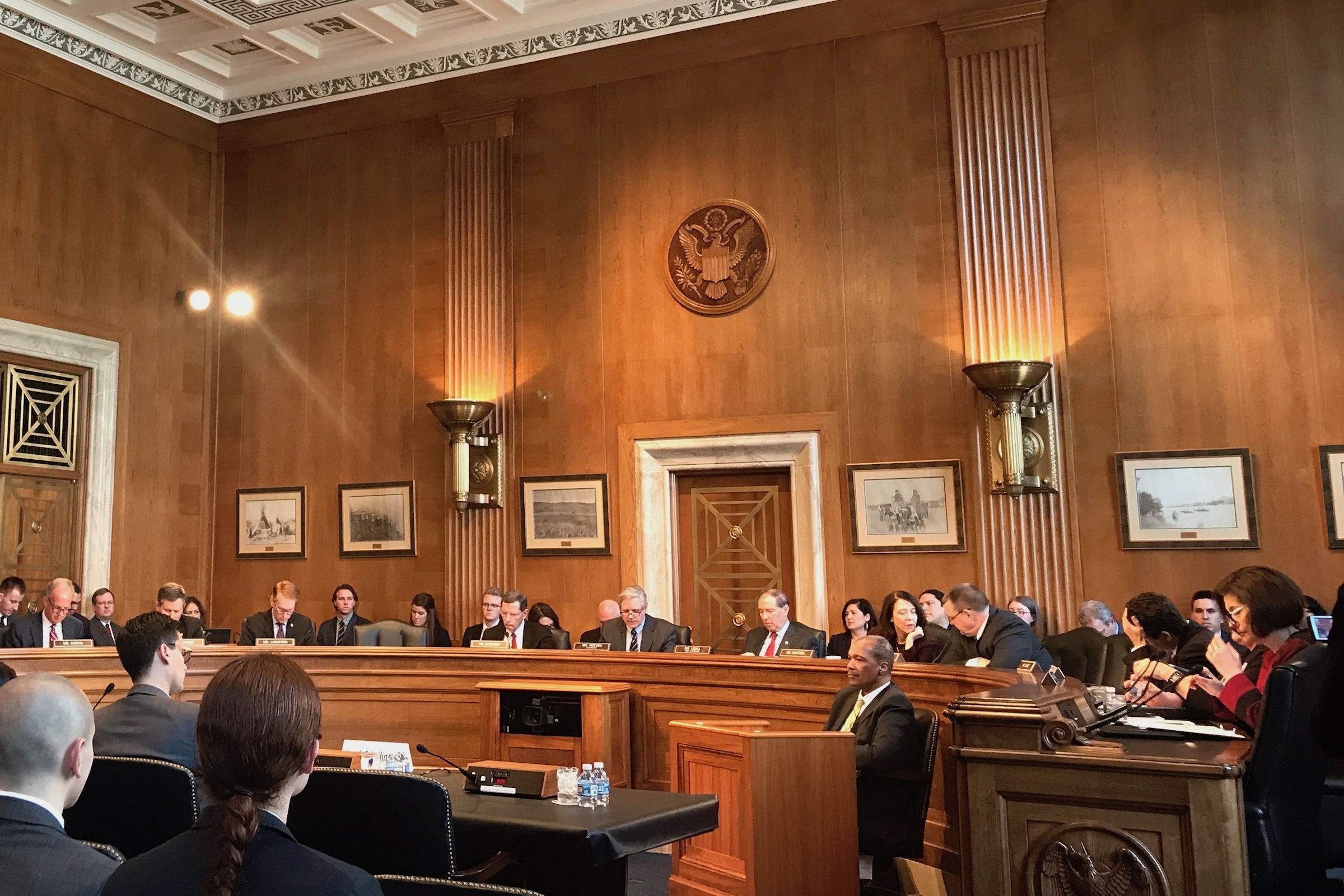 Senate committee passes Tribal Labor Sovereignty Act once again