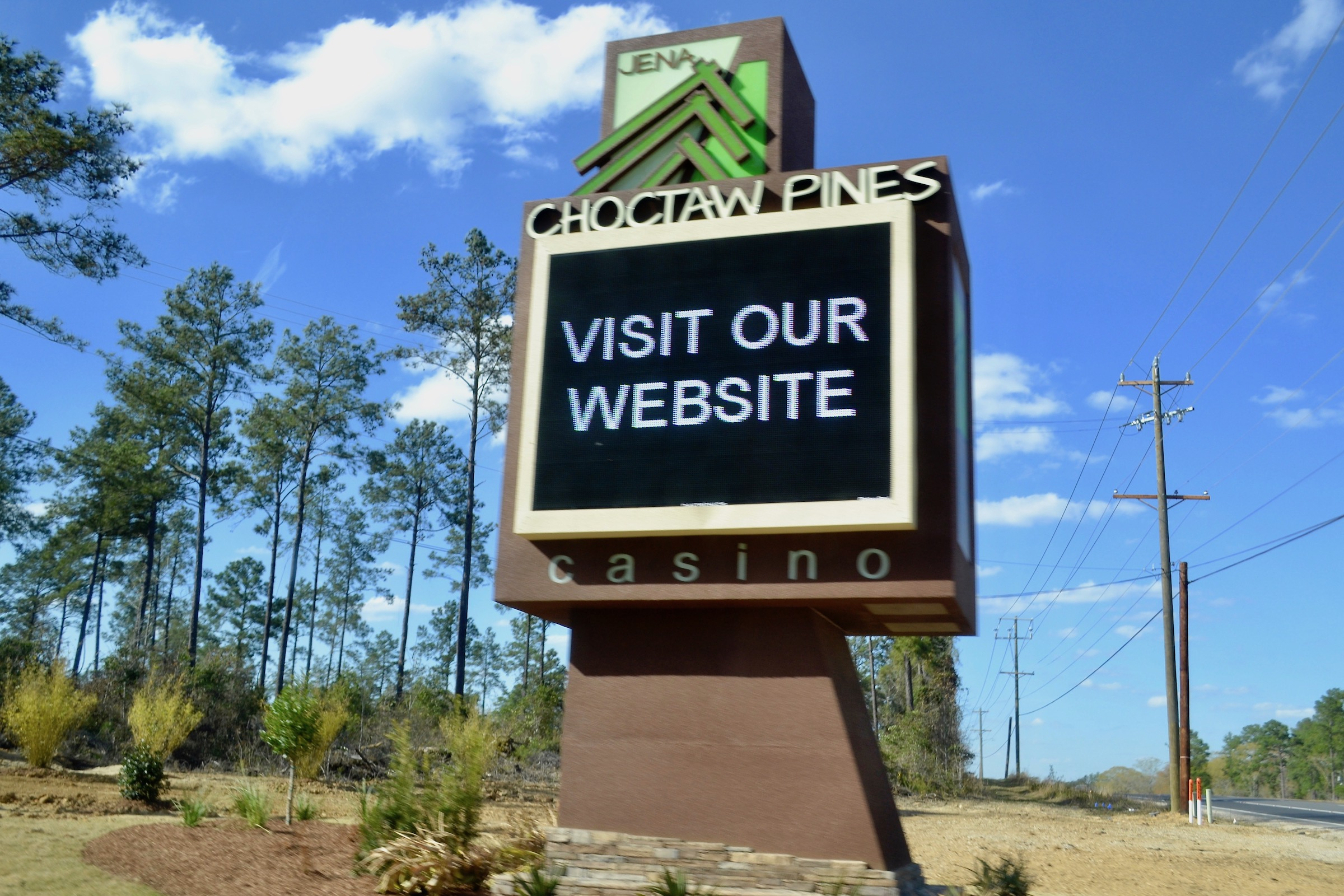 Jena Band of Choctaw Indians secures funding for casino hotel