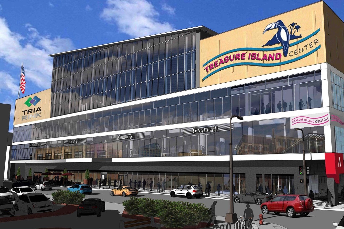 Prairie Island Indian Community puts casino name on new project