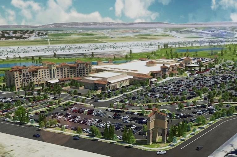 Soboba Band breaks ground on expanded casino at new location