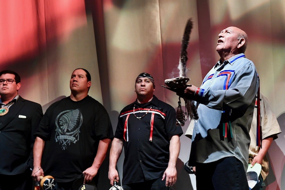 Cabazon Band pays tribute to the late John James, 'Father of Native American Gaming'