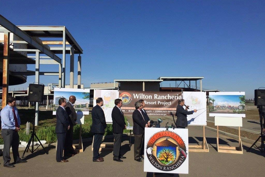 Wilton Rancheria joins lawsuit as foes challenge casino decision