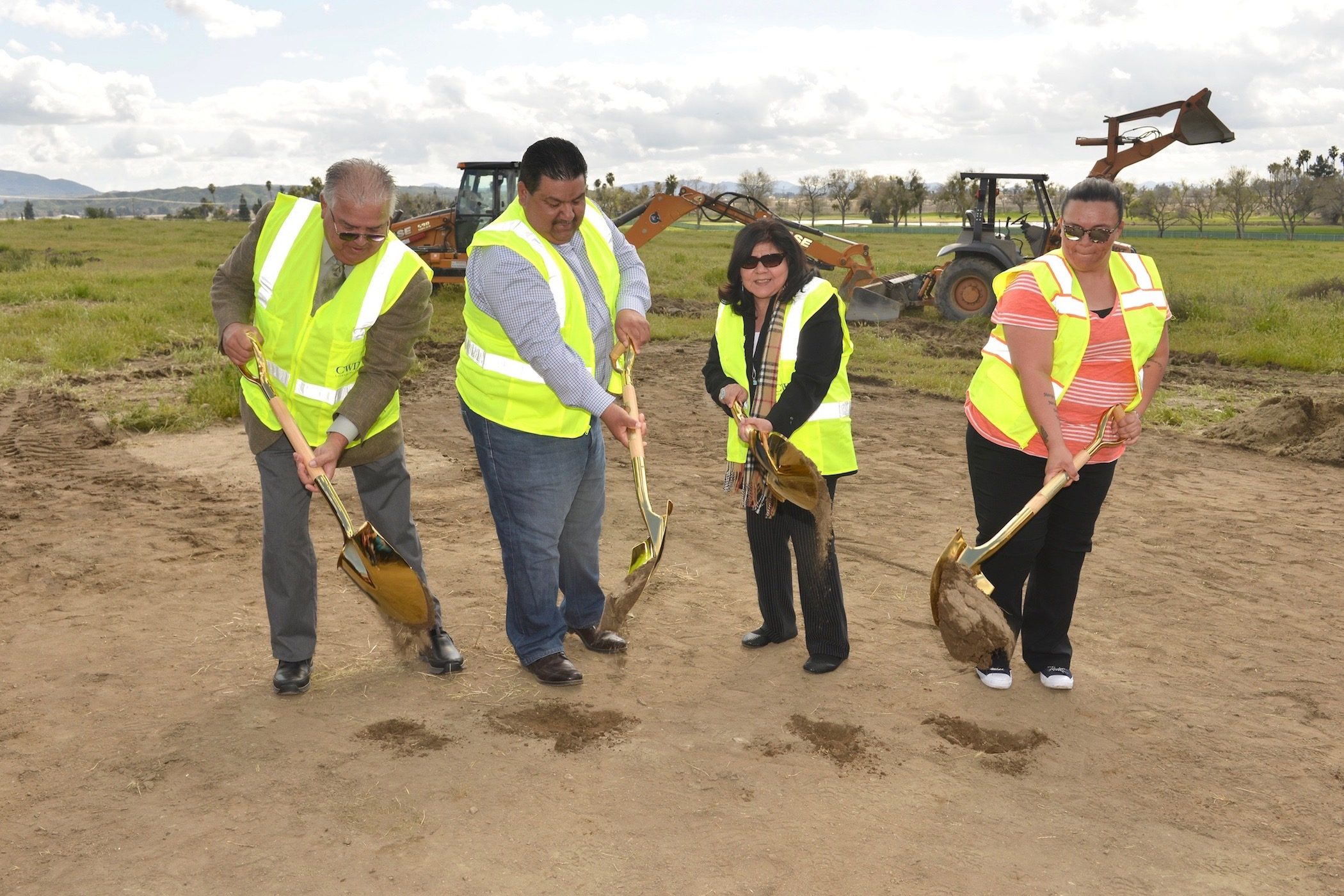 Soboba Band moves quickly to open replacement gaming facility