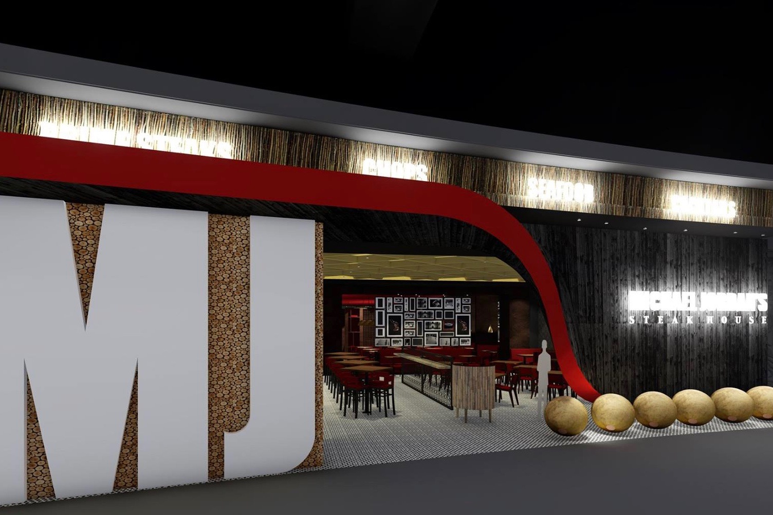 Cowlitz Tribe brings Michael Jordan's Steakhouse to new casino