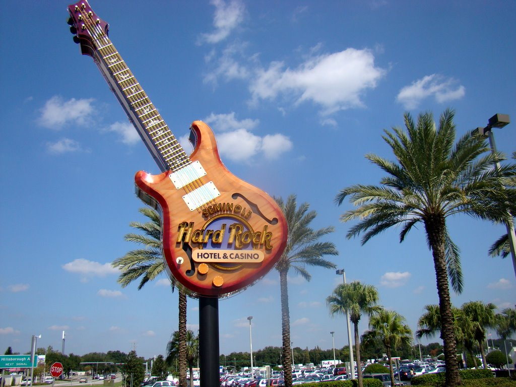 Seminole Tribe easily outpaces rivals in Florida with $2.3 billion in gaming revenue
