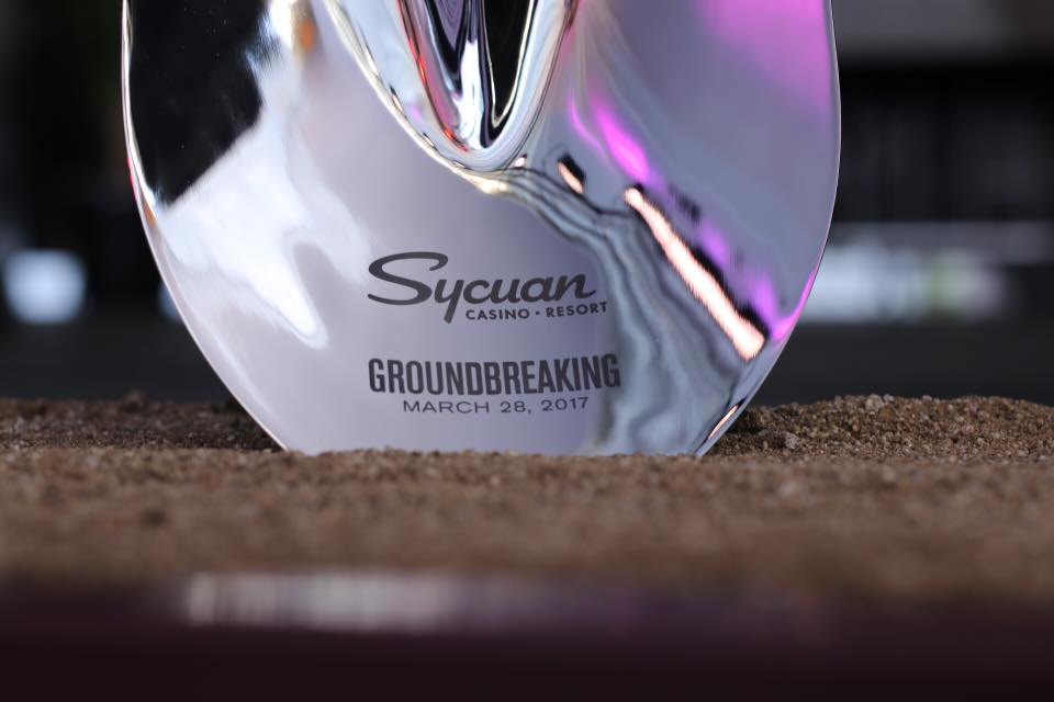 Sycuan Band starts work on $226M expansion of gaming facility
