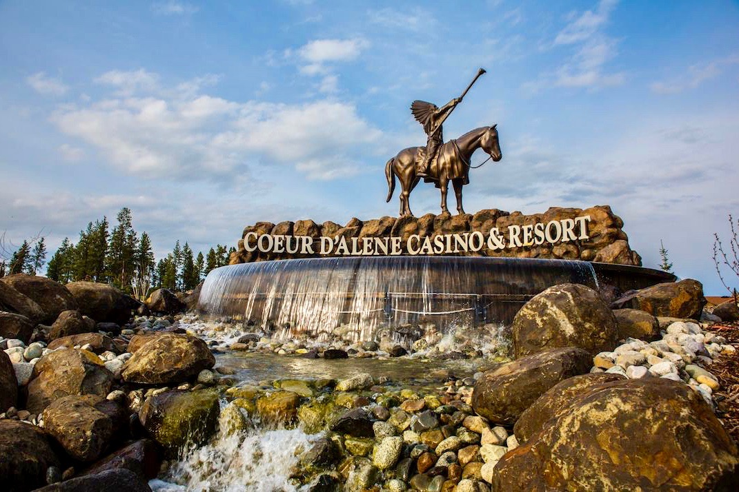 Coeur d'Alene Tribe undertakes massive renovation of casino