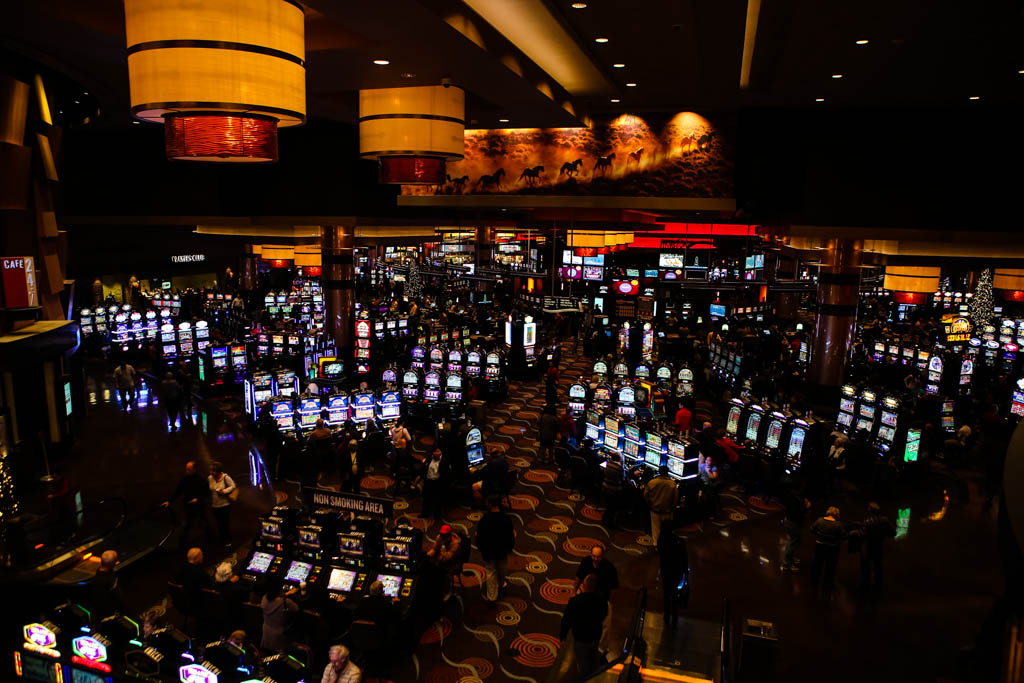 Open Secrets: Indian gaming battles make for well-fed lobbyists